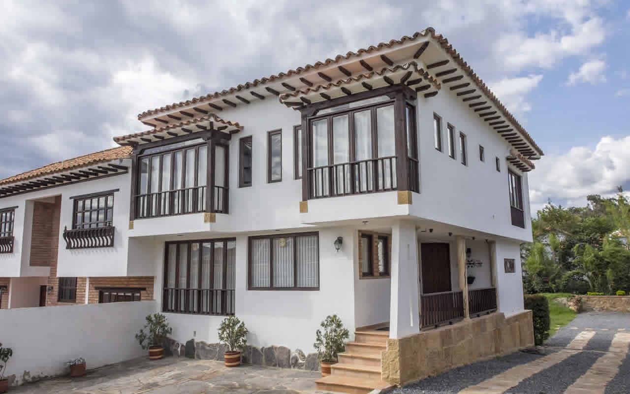 Alquiler casa Rincón de la Alborada en Villa de Leyva