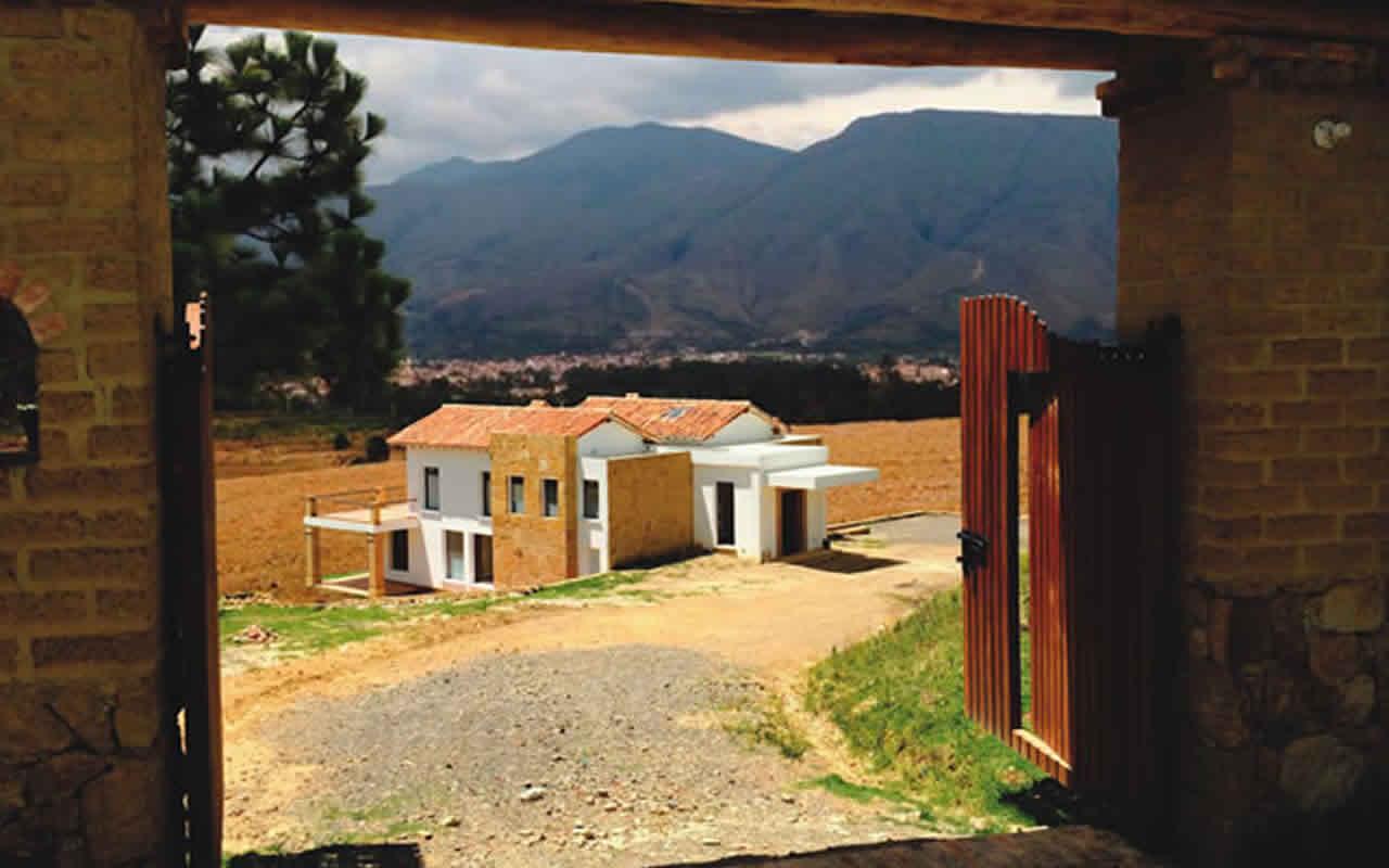 Venta de condominio hacienda la molina en Villa de Leyva