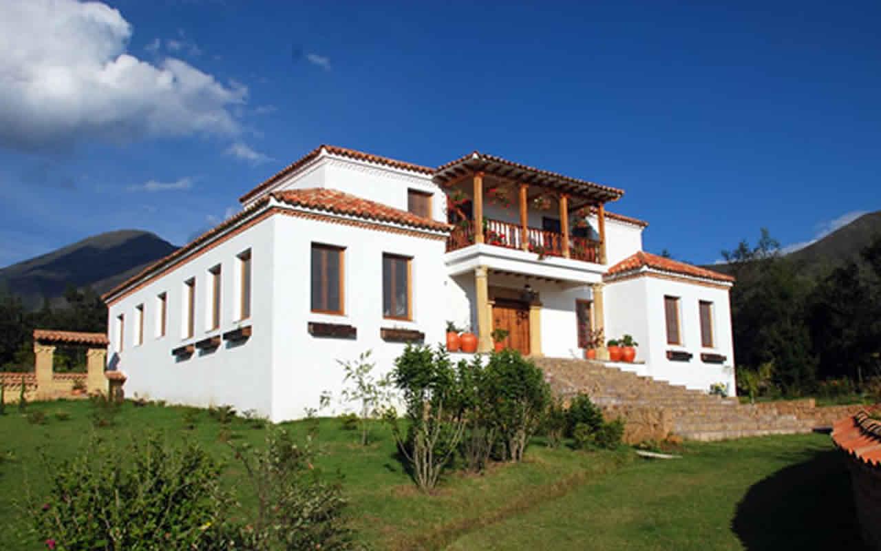 Venta de la finca La Escondida en Villa de Leyva