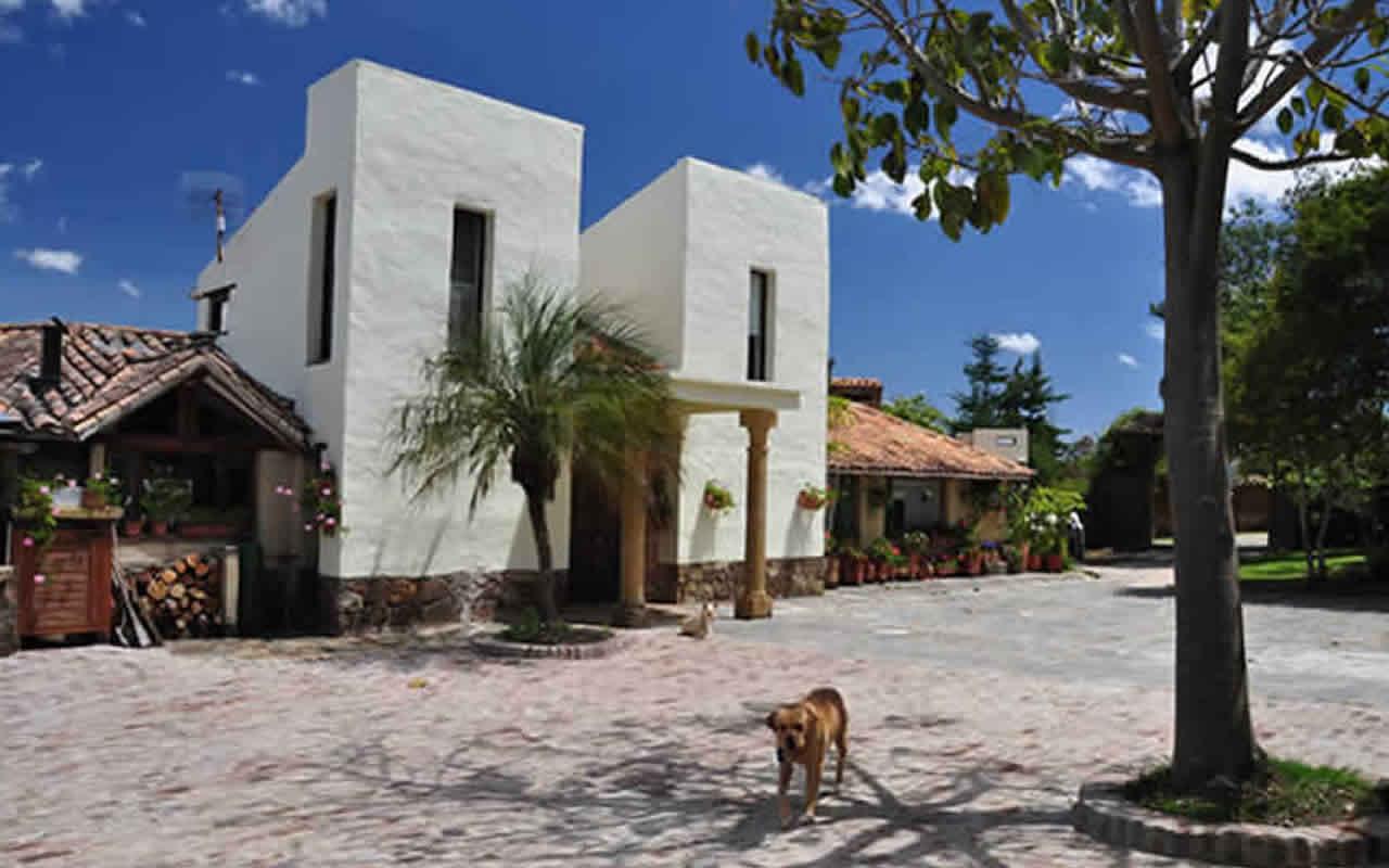 Venta de la finca Montecatini en Villa de Leyva