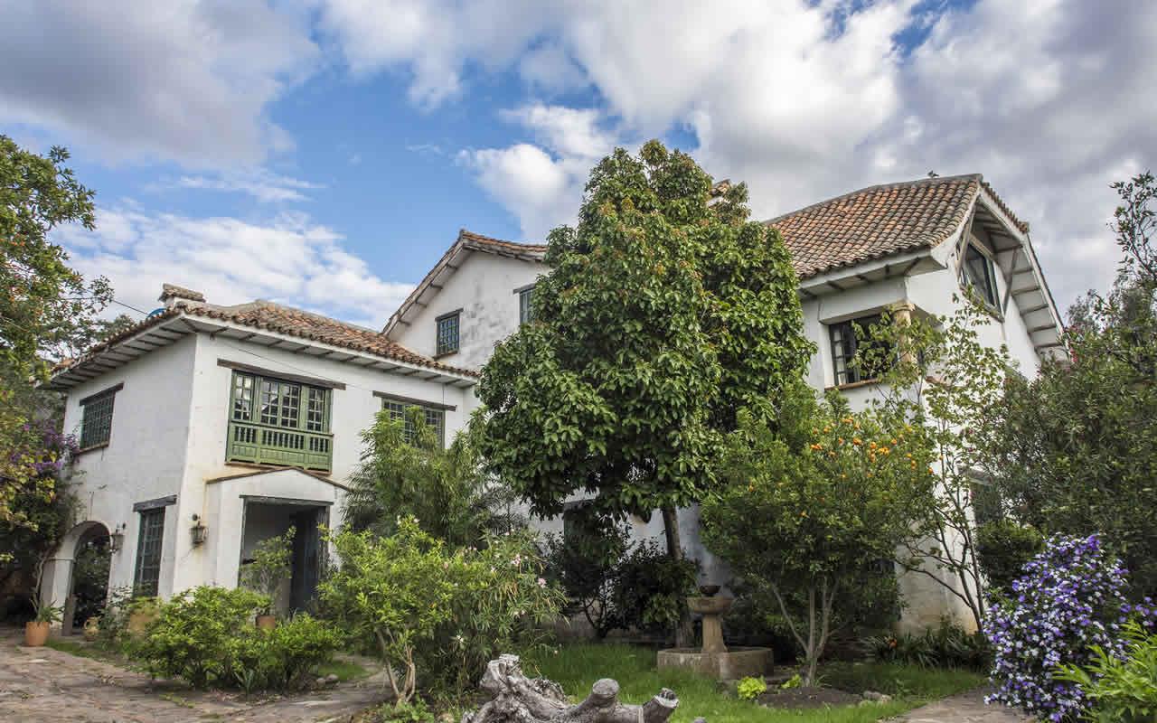 Venta de casa La María en el centro de Villa de Leyva