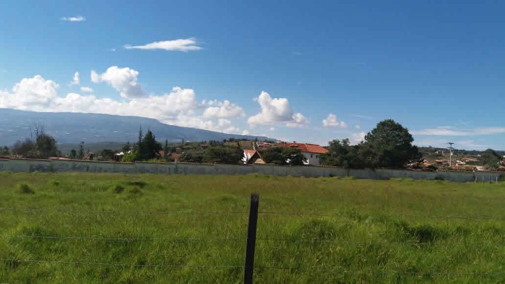 Venta lote San Miguel 1 en Villa de Leyva